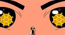 انیمیشن   نحوهی انتقال کروناویروس