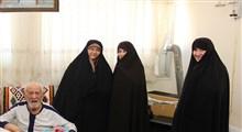 مصاحبه با مادر شهیدان خالی پور شهید مدافع حرم