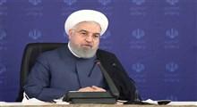 واکنش تند روحانی به منتقدین دولت!