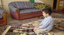 اینگونه بچه ها رو جذب نماز کنیم/ استاد داوودی نژاد