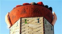 بزرگترین نماد سنتی صنایعدستی سیستان و بلوچستان در زاهدان