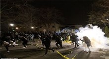 اعتراضات گسترده سیاهپوستان آمریکا...!