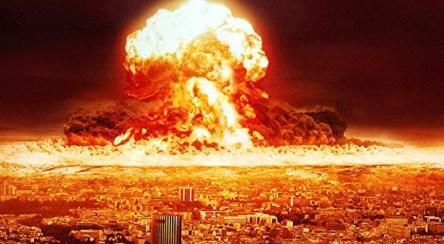 فیلم واقعی از انفجار مهیب هستهای