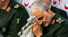 برداشتن عکس سردار سلیمانی بدست پلیس امنیت سازمان ملل!