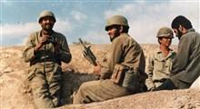 مصاحبه تاثیرگذار و تازه منتشر شده یک رزمنده ارتشی در اوایل جنگ