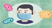 اهمیت استفاده از ماسک به زبان پویانمایی!