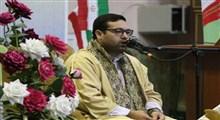 تلاوت آیه 41 سوره آل عمران/ محمدجواد حسینی