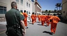 موشن گرافیک | آمارهای جالب از زندانهای آمریکا