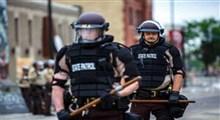 پلیس آمریکا به سیم آخر زد...!