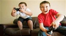 مراقب بازی های رایانه ای کودکان باشیم