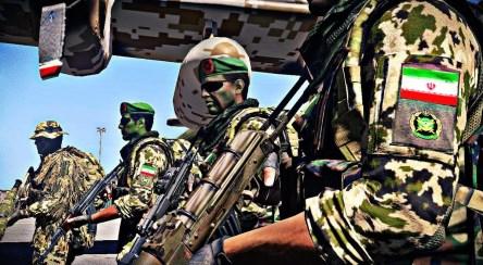 تمرینهای سخت و پیچیده کلاه سبزهای نیروی زمینی ارتش
