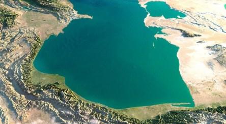 مخالفت رسمی بر سر انتقال آب خزر به کویر