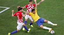 جنجالی تری و سیاسی ترین بازی های فوتبال
