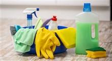 نگهداری مواد ضد عفونی کننده در دوران کرونا