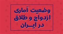 اینفوموشن   آمار ازدواج و طلاق در ایران چقدر است؟