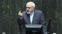تشنج در صحن علی مجلس هنگام سخنرانی وزیر امور خارجه