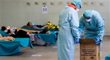 بیمارستانهای نیویورک مملو از جنازههای بیماران کرونایی!