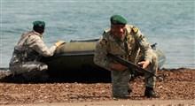 عملیات تکاوران نیروی دریایی ارتش و سپاه