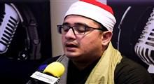 تلاوت آیه 93 سوره نمل/ محمود شحات انور