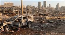 انفجار بیروت با اقتصاد لبنان چه کرد؟
