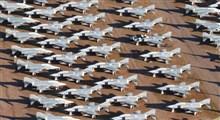 گورستان هواپیماهای روسی!
