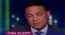 گریه مجری سیاهپوست CNN
