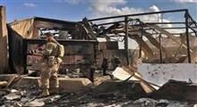 بازتاب حمله موشکی به عینالاسد در شبکه CNBC