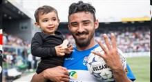 خوش پوشترین بازیکن در لیگ هلند!