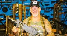 مسلح ترین مرد آمریکا