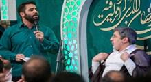 مداحی میلاد امام علی(ع)/ طاهری: بمولا علی مولا