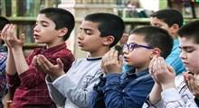 فرزندم نماز نمیخونه/ استاد همتی