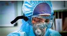 بغض یک پرستار هنگام درد دل با رهبر