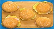 آشپزی | طرز تهیه ساندویچ تخم مرغ