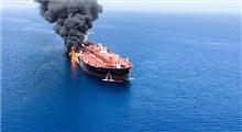 """""""نصف"""" شدن نفتکش ژاپنی در سواحل موریس"""