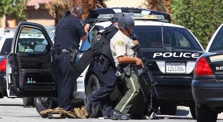 کشته شدن 2 دانش آموز در تیر اندازی کالیفرنیا