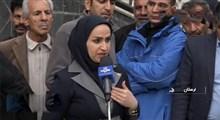 مصاحبه مردمی | مجلس رهرو مکتب سلیمانی
