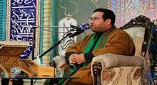 تلاوت آیه 36 سوره اسراء/ محمدجواد حسینی