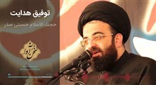اکولایزر تصویری   توفیق هدایت / حجت الاسلام حسینی صدر