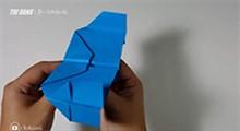 آموزش ساخت هواپیمای اوریگامی 2