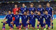 بهترین گل های بازیکنان ژاپنی