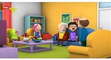 کارتون مهارتهای زندگی   کتابخونه جدید