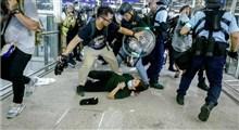 هرج و مرج کرونایی در فرودگاه چینی!
