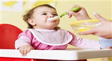 به اجبار به کودکان غذا ندهید/ دکتر همتی