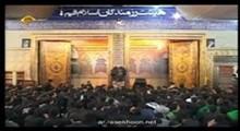 حجت الاسلام رفیعی  - مراسم عزاداری شب تاسوعای حسینی در حسینیه امام خمینی(رحمةالله)