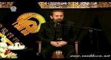 حاج احمد واعظی - مداحی و مرثیه خوانی به مناسبت مراسم آخر صفر 1394 در جوار حرم مطهر رضوی