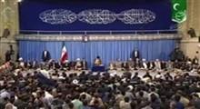 تلاوت سید محمدجواد حسینی - سوره مبارکه فتح - علق - در محضر مقام معظم رهبری - رمضان 97