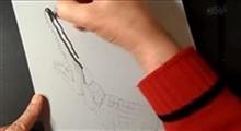 آموزش نقاشی سه بعدی کروکودیل