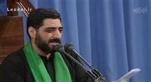 حاج سید مجید بنی فاطمه- شب چهارم محرم سال1397- روضه حضرت حر بن ریاحی (روضه)