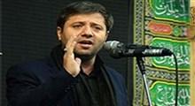 روضه خوانی آذری حضرت اباالفضل علیه السلام/ نادر جوادی