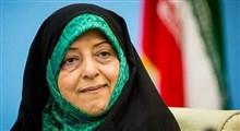 ادعای مسیح علینژاد در مورد معصومه ابتکار